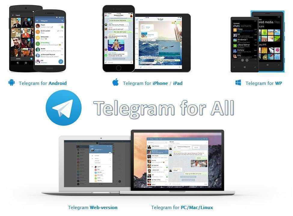 Telegram for All