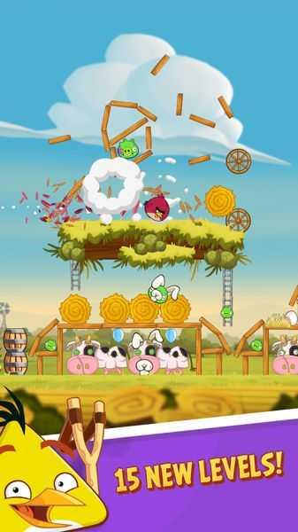 تحميل لعبه الطيور الغاضبة مجانا Download Angry Birds