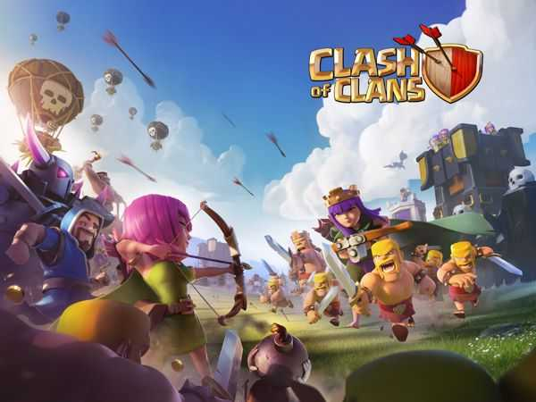 تحميل لعبه كلاش اوف كلانس Download Clash of Clans
