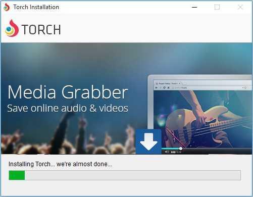 تحميل متصفح تورش Download Torch Browser للكمبيوتر