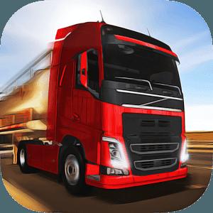 تحميل لعبه قيادة الشاحنات Download Euro Truck Simulator demo