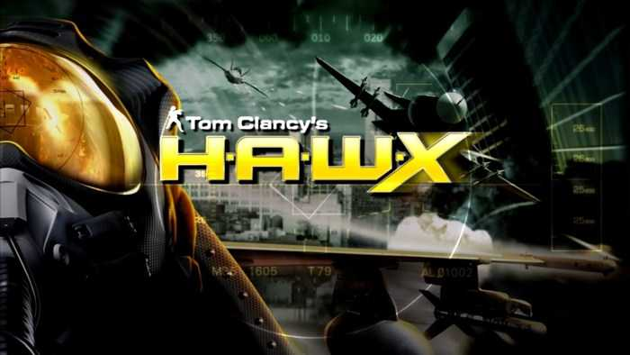 تحميل لعبه tom clancys hawx demo