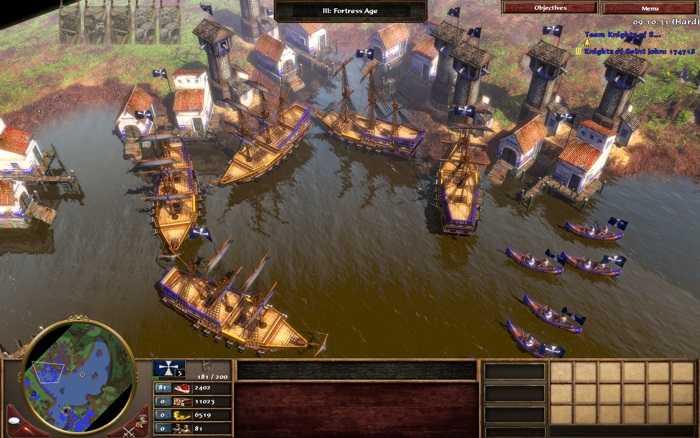 تحميل لعبه Age of Empires demo