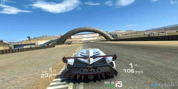 تحميل لعبة ريل ريسنج 3 download real racing