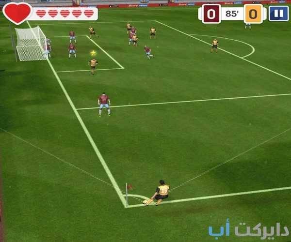 تحميل لعبة كرة القدم سكور هيرو download score hero