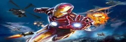 تحميل لعبه ايرون مان مجانا Download Iron Man Game Free