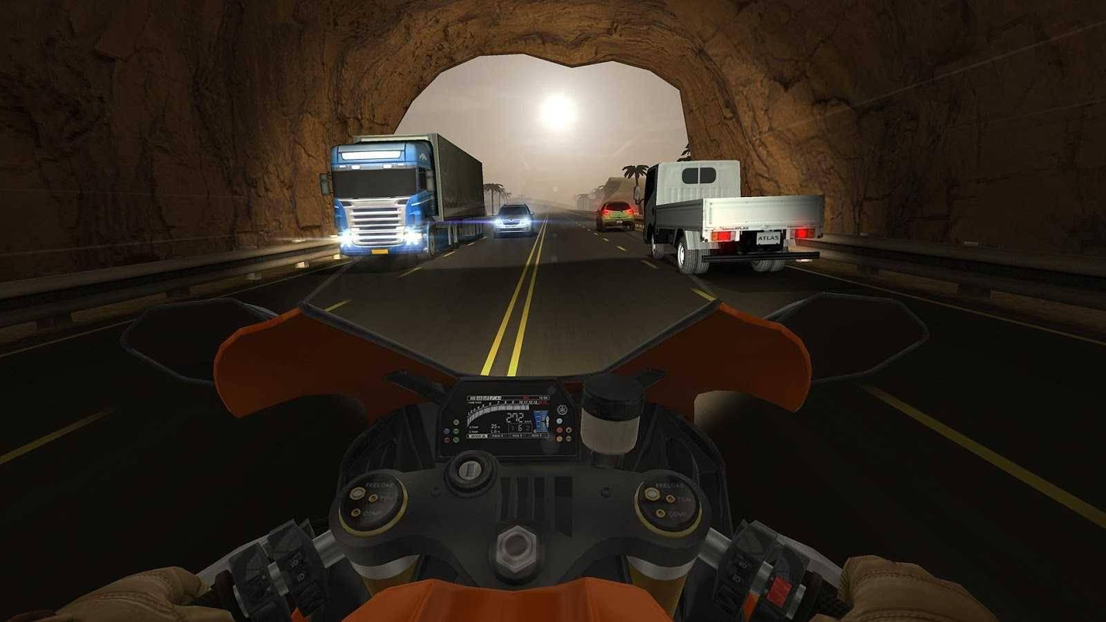 تحميل لعبة ترافيك ريدر download traffic rider