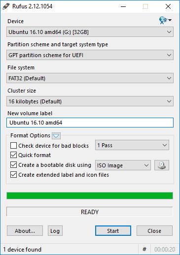 تحميل برنامج Rufus لحرق ونسخ الويندوز على الفلاشة USB