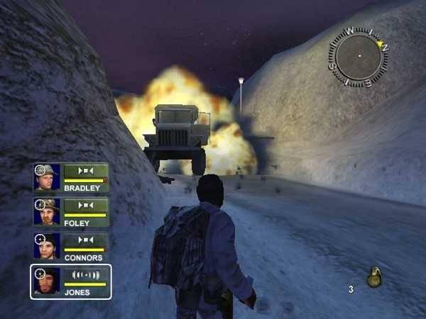 تحميل لعبة Conflict Desert Storm demo للكمبيوتر والأندرويد