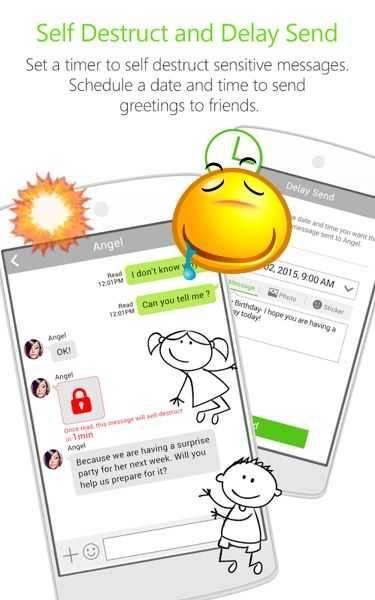 تحميل تطبيق يو ماسنجر U Messenger للكمبيوتر والأندرويد والايفون