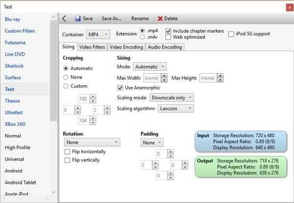 تحميل برنامج vidcoder لضغط وتحويل الفيديو مع الحفاظ على الجودة