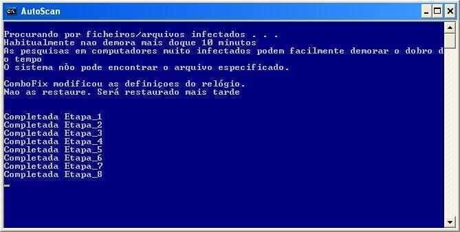 تحميل برنامج حذف الفيروسات ومسحها تماما Combofix للكمبيوتر