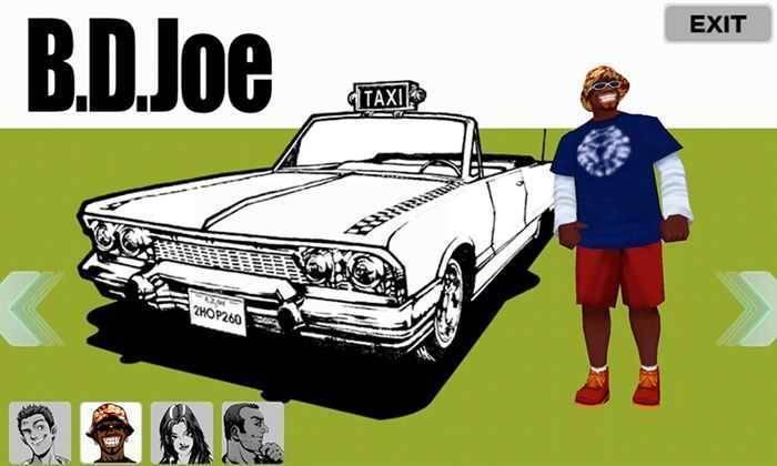 تحميل لعبه التاكسي المجنون Crazy Taxi Classic للاندرويد