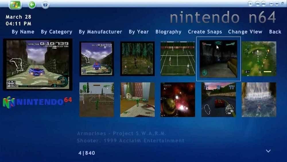 تحميل برنامج الالعاب الحديثة GameEx للكمبيوتر مجانا برابط مباشر