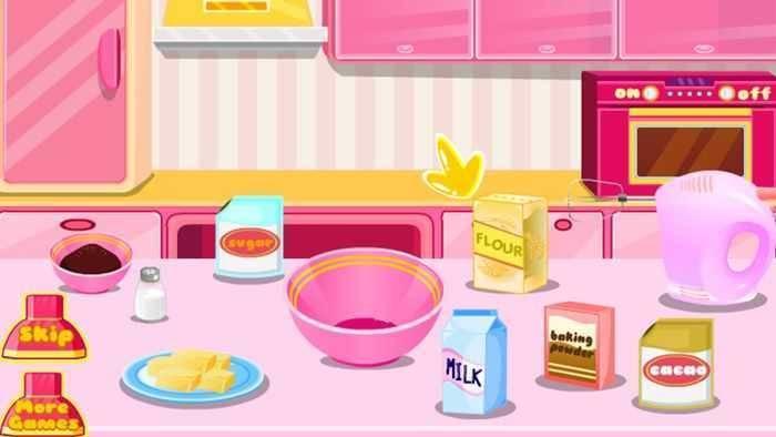 تحميل العاب بنات طبخ لعبة تحضير كعكة Cake Maker للاندرويد