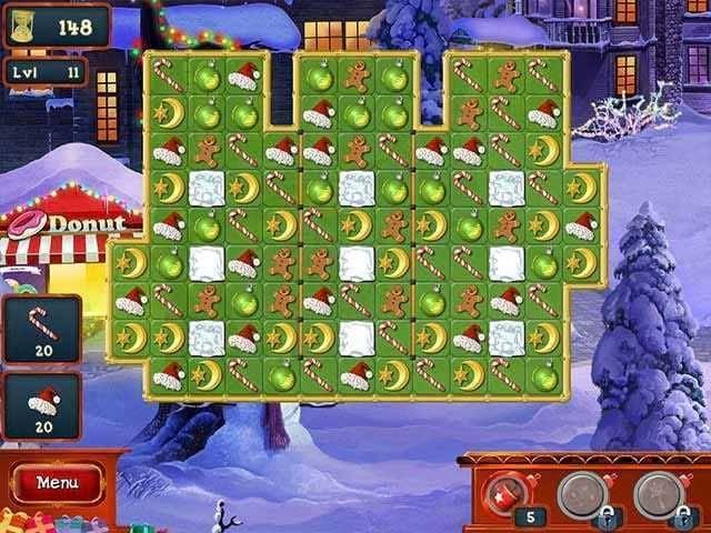 تحميل لعبه Christmas Puzzle 3 للكمبيوتر