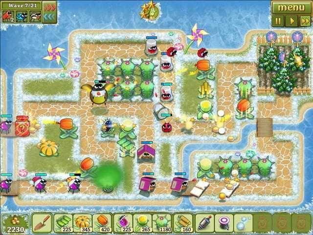 تحميل لعبة حديقة الانقاذ Garden Rescue للكمبيوتر