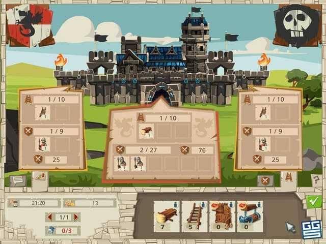 تحميل لعبة الحروب وتكوين الجيوش Goodgame Empire للكمبيوتر