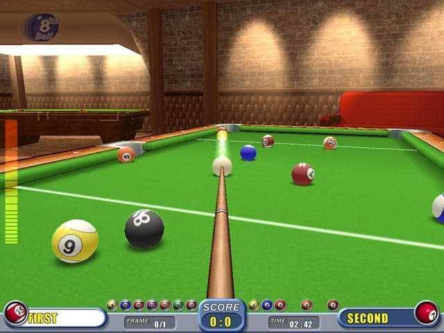 تحميل لعبة البلياردو Real Pool للكمبيوتر