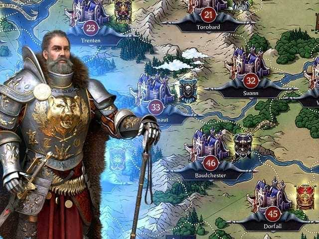 تحميل لعبه الحروب Throne: Kingdom at War للكمبيوتر