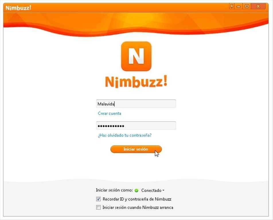تحميل برنامج الدردشة ومكالمات الفيديو Nimbuzz للكمبيوتر