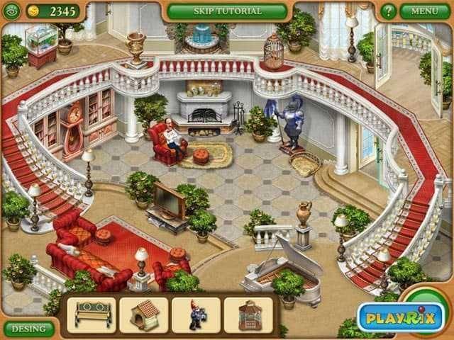 تحميل لعبه Gardenscapes 2 للكمبيوتر