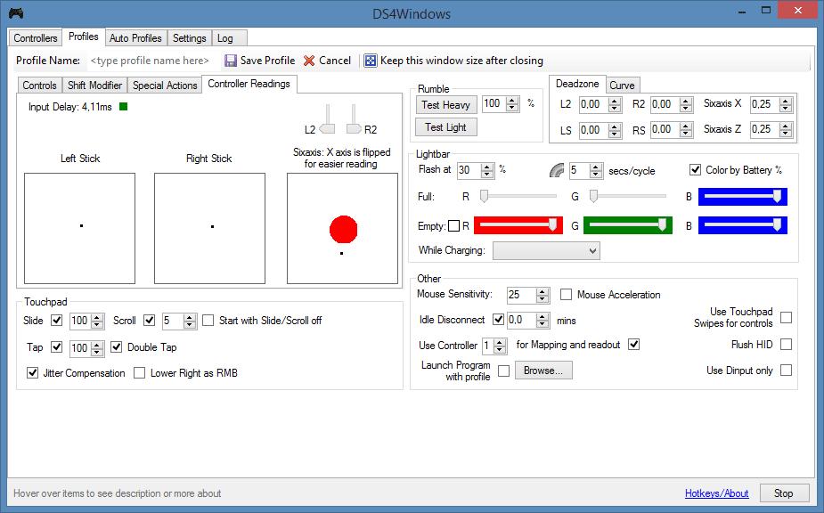 تحميل برنامج تشغيل وتعريف يد تحكم البلايستيشن DS4Windows للكمبيوتر