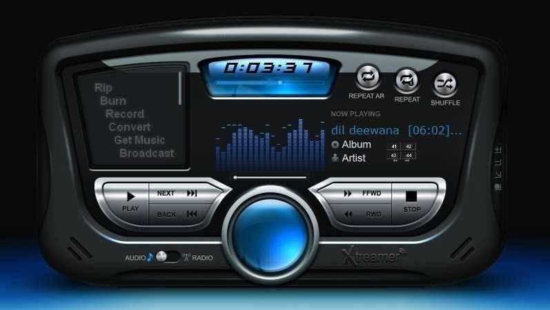 تحميل برنامج jetAudio لتشغيل ملفات الصوت والفيديو