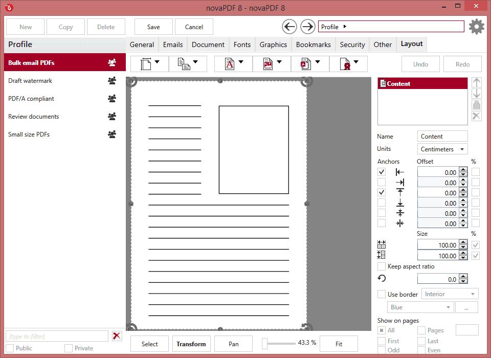 تحميل برنامج إنشاء ملفات بى دى إف novaPDF للكمبيوتر