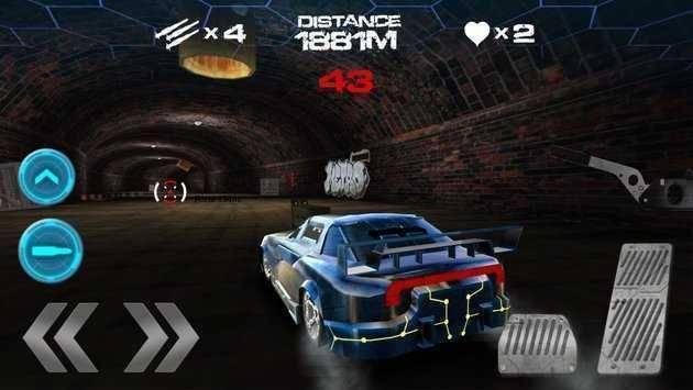 تنزيل لعبة قتال السيارات Road Warrior – Crazy & Armored APK للاندرويد