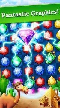 تنزيل Jewels Legend – لعبة المجوهرات APK للاندرويد