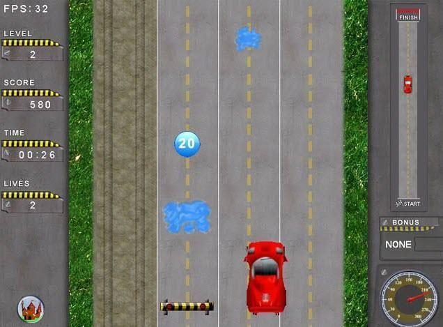 تحميل لعبة السيارات القديمة اتارى زمان