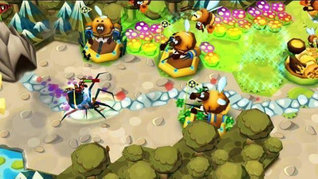 تحميل لعبة النحل الرائعة