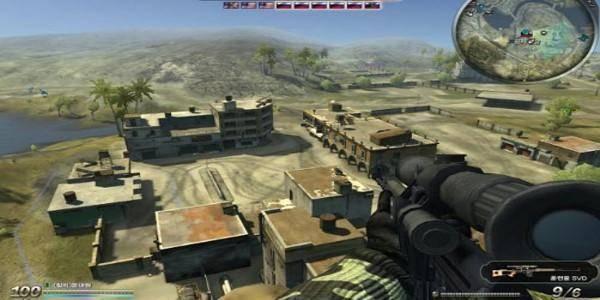 تحميل لعبة باتل فيلد 2 Battlefield للكمبيوتر برابط واحد