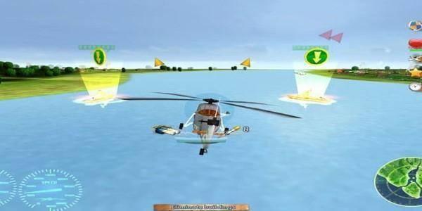 تحميل لعبة طائرات هليكوبتر helicopter للكمبيوتر برابط مباشر