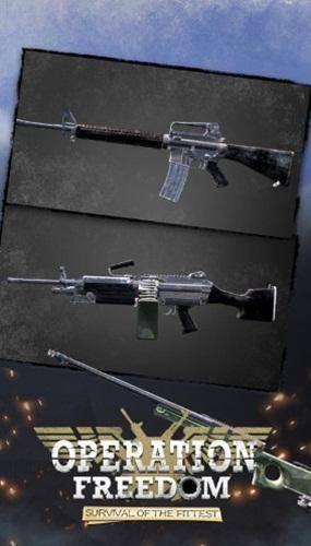 تنزيل لعبة الأكشن Operation Freedom للاندرويد برابط مباشر