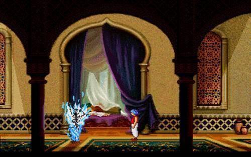 شرح لعبه امير فارس Prince of Persia 2 : The Shadow And The Flame