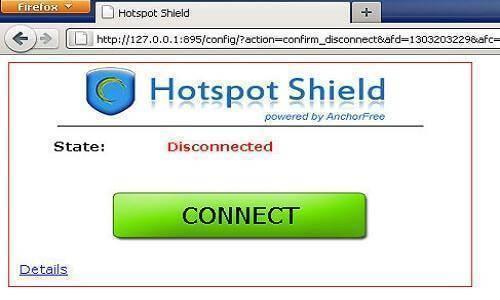 تحميل برنامج Hotspot shield لتصفح الإنترنت بسرية للحاسوب ماك وويندوز - دايركت أب