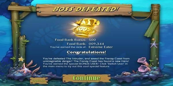 تحميل لعبة السمكة feeding frenzy 2 للكمبيوتر تجريبي