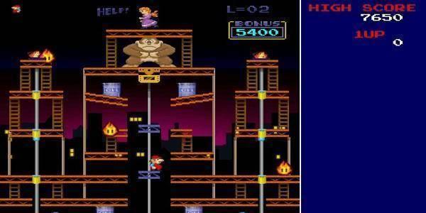 تحميل لعبة القرد Donkey Kong Remake للكمبيوتر