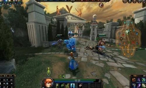 تحميل لعبة حرب الأساطير SMITE للكمبيوتر
