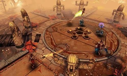 تحميل لعبة قتال الأبطال Bloodline Champions للكمبيوتر