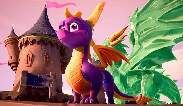 سوف يكون بإمكان اللاعبين التغيير بين الموسيقى الأصلية و المحسنة في ثلاثية Spyro