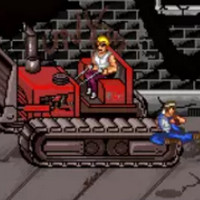 تحميل لعبة القتال Double Dragon Fists Of Rage للكمبيوتر برابط مباشر دايركت أب