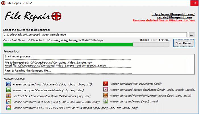 برنامج file repair لاصلاح الملف المعطوب والتالف File-Repair......-15