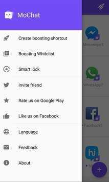 تنزيل Clone App)MoChat-فتح أكثر من حساب في تطبيق واحد APK للاندرويد