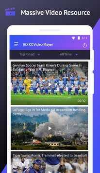 تنزيل HD XX Video Player للاندرويد