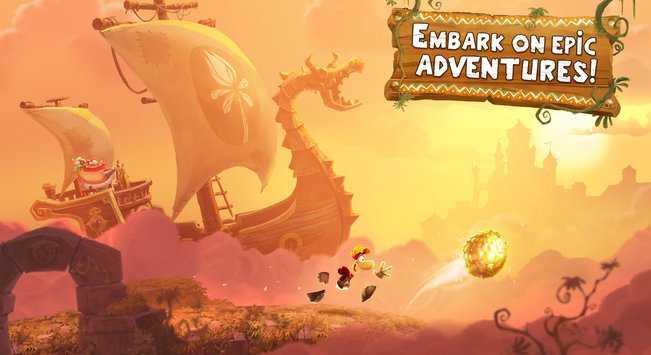 تنزيل Rayman Adventures APK للاندرويد