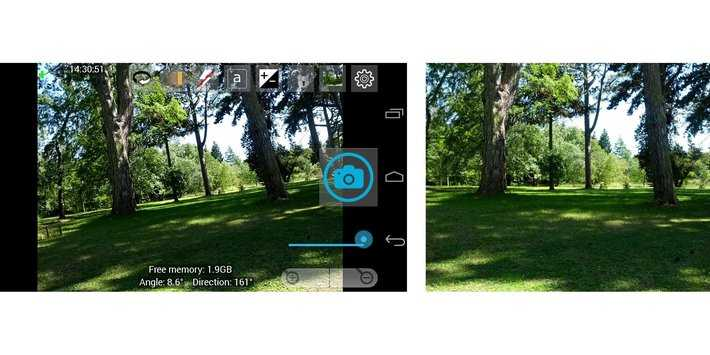 تنزيل تطبيق Open Camera للاندرويد
