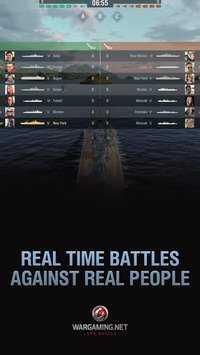 تنزيل World of Warships Blitz APK للاندرويد